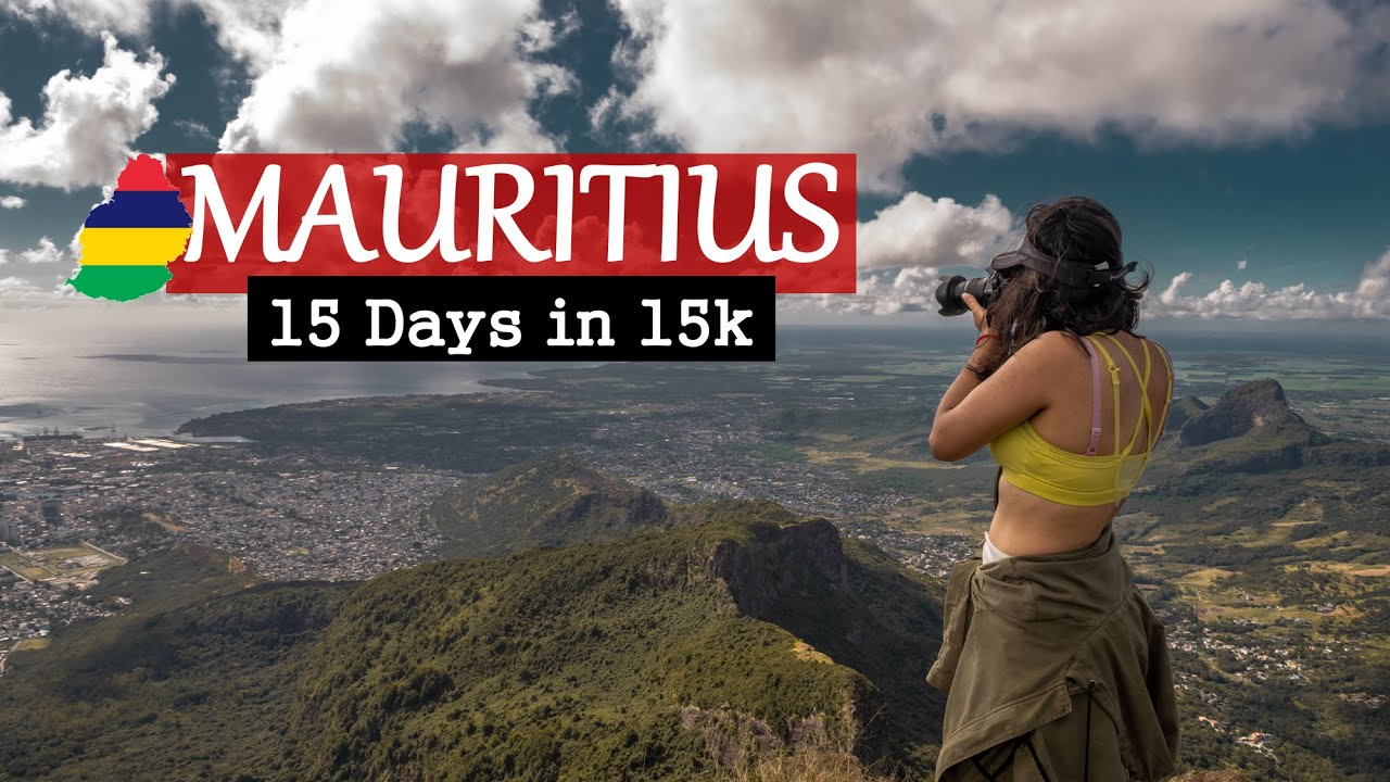 India to Mauritius – 15,000 Budget Trip (Exc. Flight)  – Accommodation, Transportation, Things to Do