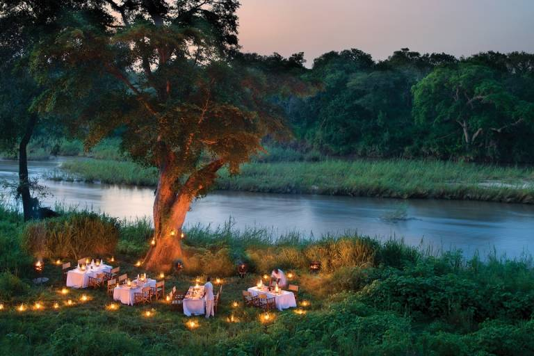 The World's Best Outdoor Dining Experiences