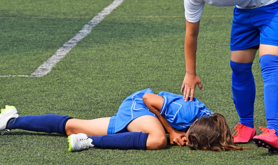 Young Athletes with History of Concussions May Have More Changes to Their Brains